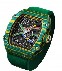 RICHARD MILLE MEN's COLLECTION 系列RM 67-02 Sprint Wayde Van Niekerk