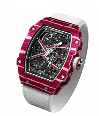 RICHARD MILLE WOMEN's COLLECTION 系列RM 67-02 High Jump Mutaz Essa Barshim