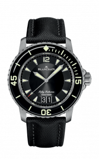 BLANCPAIN 寶珀 FIFTY FATHOMS 系列5050-12B30-B52A