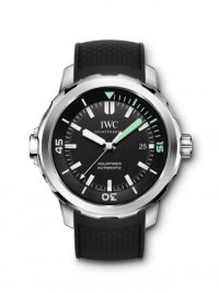 IWC 萬國錶 AQUATIMER FAMILY  海洋時計 系列IW329001