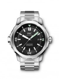 IWC 萬國錶 AQUATIMER FAMILY  海洋時計 系列IW329002