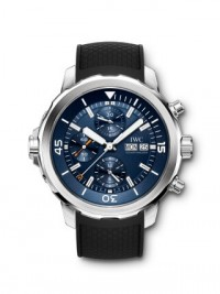 IWC 萬國錶 AQUATIMER FAMILY  海洋時計 系列IW376805