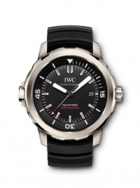 IWC 萬國錶 AQUATIMER FAMILY  海洋時計 系列IW329101