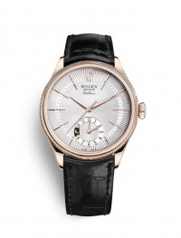 ROLEX 勞力士 CELLINI DUAL TIME 系列50525-0009