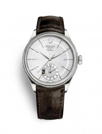 ROLEX 勞力士 CELLINI DUAL TIME 系列50529-0009