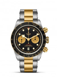 TUDOR 帝舵表 BLACK BAY CHRONO S&G 系列79363n-0001