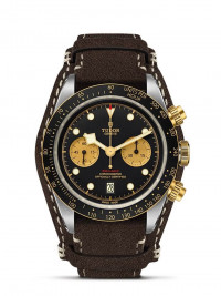 TUDOR 帝舵表 BLACK BAY CHRONO S&G 系列79363n-0002
