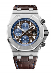 AUDEMARS PIGUET 愛彼 ROYAL OAK OFFSHORE 系列26470ST.OO.A099CR.01