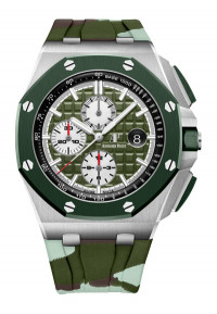 AUDEMARS PIGUET 愛彼 ROYAL OAK OFFSHORE 系列26400SO.OO.A055CA.01