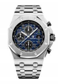 AUDEMARS PIGUET 愛彼 ROYAL OAK OFFSHORE 系列26470PT.OO.1000PT.02