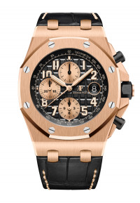 AUDEMARS PIGUET 愛彼 ROYAL OAK OFFSHORE 系列26470OR.OO.A002CR.02