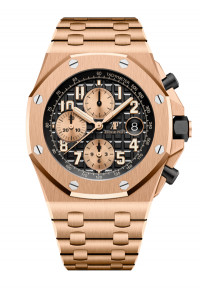 AUDEMARS PIGUET 愛彼 ROYAL OAK OFFSHORE 系列26470OR.OO.1000OR.03