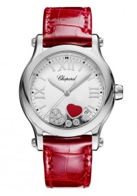 CHOPARD 蕭邦 HAPPY DIAMONDS 系列278582-3005