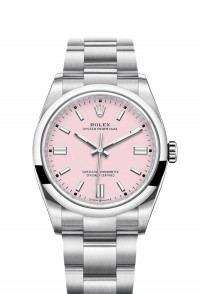 ROLEX 勞力士 OYSTER PERPETUAL 系列126000-0008