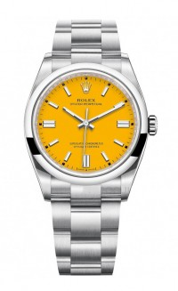 ROLEX 勞力士 OYSTER PERPETUAL 系列126000-0004