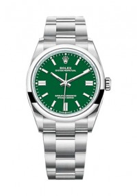 ROLEX 勞力士 OYSTER PERPETUAL 系列126000-0005
