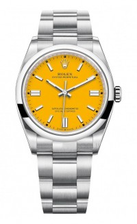ROLEX 勞力士 OYSTER PERPETUAL 系列124300-0004