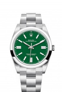 ROLEX 勞力士 OYSTER PERPETUAL 系列124300-0005